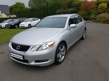 2008 Automatic LEXUS GS 300 V6  WITH 250 H.p * FULL OPTION * 2 YEARS NEW INSPECTION in Spangdahlem, Germany