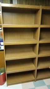 Two Bookcases in Naperville, Illinois