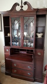 Antique Secretary in Bartlett, Illinois