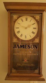 Jameson Imported Whiskey Clock-Vintage in Chicago, Illinois