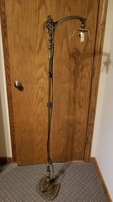 Vintage Cast Iron Floor Lamp in Chicago, Illinois
