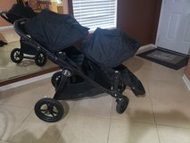 City Select Double Stroller in Kingwood, Texas