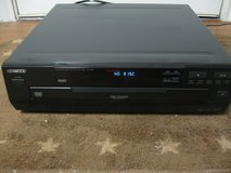 Kenwood Mult. DVD VCD CD Player DV-505 in Kingwood, Texas