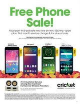 Switch Over To Cricket Wireless 6946 W CERMAK RD & Get a Free LG STYLO 5 in Aurora, Illinois