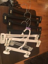 8 Skirt/Pants Hangers in Oswego, Illinois