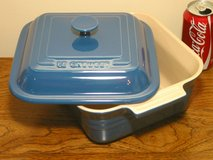 NEW LeCreuset 3-Qt Ceramic Casserole in Bartlett, Illinois
