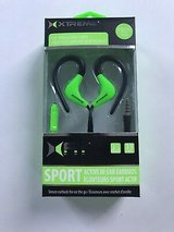Xtreme fit earbuds new in Aurora, Illinois