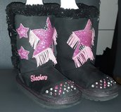 """Girl's Light Up """"Sketchers"""" Boots in Alamogordo, New Mexico"""