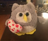 Small Plush Owl in St. Charles, Illinois
