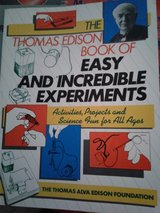 Experiments book in Alamogordo, New Mexico