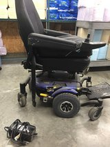 Used Power wheelchair- PrideMobility brand in Clarksville, Tennessee