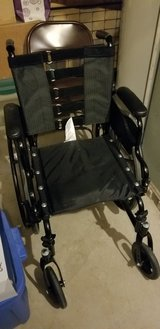 Invacare Wheelchair - gently used in Joliet, Illinois