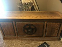 Solid wood desk in Conroe, Texas