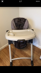 Graco high chair in Tacoma, Washington