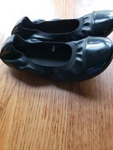 Size 3 Big Girls Black Flats by Place in St. Charles, Illinois