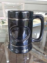 Black Beer Mug in Wilmington, North Carolina