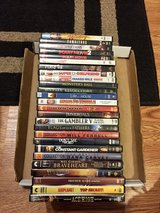 Various DVD's - $3 each or 5 for $10 in Bolingbrook, Illinois