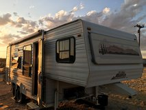 Incredible condition 1987 24ft 5th wheel in 29 Palms, California