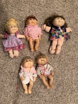 Cabbage patch dolls in Batavia, Illinois