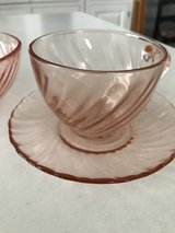 DEPRESSION GLASS-17 PIECES in Joliet, Illinois