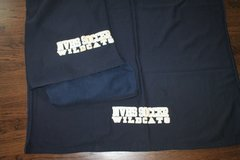 Neuqua Valley Soccer Stadium Blanket, Sweatshirt Fabric  - 2 Available in Joliet, Illinois