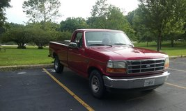 1995 Ford F150 in Chicago, Illinois
