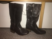 New with Tags! Women's Shoes - Mossimo Dark Brown Tall Boots Sz 8 in Chicago, Illinois