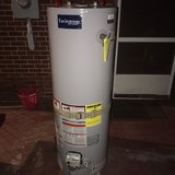 40 Gallon Gas Hot Water Heater in Warner Robins, Georgia