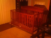 BABY CRIB (with mattress) in Hampton, Virginia