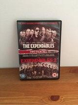Expendables 1 & 2 DVD Set in Lakenheath, UK