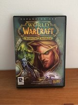 World of Warcraft the burning crusade (expansion set) Pc game in Lakenheath, UK