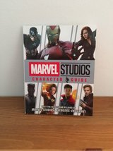 Mini Marvel Studios Character Guide in Lakenheath, UK