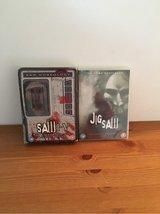 SAW Movies 1-6 DVDs in Lakenheath, UK