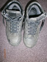 REV IT MOTER BIKE BOOTS GIRLS/WOMENS WELL WORN SIZE 6 in Lakenheath, UK