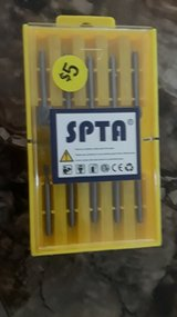 Router bits diferent sizes in Clarksville, Tennessee