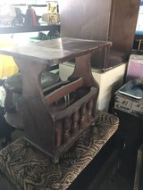 Magazine table Real wood in 29 Palms, California