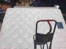 Queen size mattress and box springs clean in 29 Palms, California