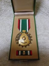 Liberation of Kuwait Medal in Okinawa, Japan