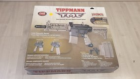 Tippmann TMC paintball air thru in Ramstein, Germany