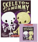 Skeleton Meets the Mummy (CD & Paperback) in Okinawa, Japan