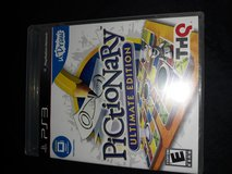 PS3 PICTIONARY ULTIMATE EDITION in Beaufort, South Carolina