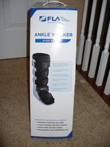 Brand New In Box Ankle Walker High Height in Camp Lejeune, North Carolina