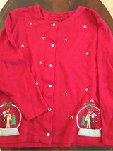 Christmas sweater sz 3X in Glendale Heights, Illinois
