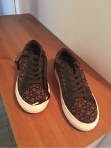 Brown DKNY Trainers NEW UK size 6.5 in Lakenheath, UK