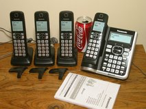 Panasonic KX-TGF574 Cordless Phone System in Westmont, Illinois