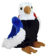 Ty Beanie Babies Free - Eagle (Black Chest) in Okinawa, Japan