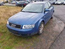 AUDI A4 1.8 turbo AUTOMATIC NEW INSPECTION 2002 in Ramstein, Germany
