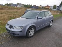 AUDI A4 1,8 TURBO AUTOMATIC NEW INSPECTION only2004 in Ramstein, Germany