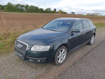 AUDI A6 2.7 TDI DIESEL AUTOMATIC NEW INSPECTION 2007 QUATTRO in Ramstein, Germany