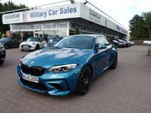 BMW M2 Competition Coupe 2020 in Wiesbaden, GE
